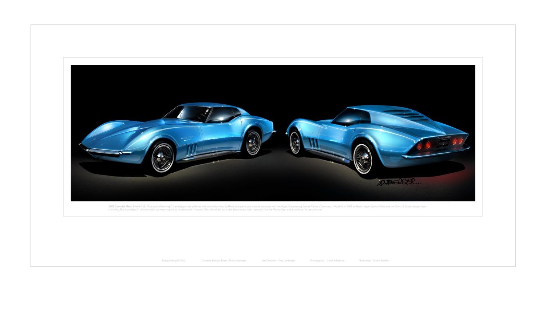 7-Corvette Mako Shark-1967- C-3-Blue-Wall Poster-LowRez.jpg