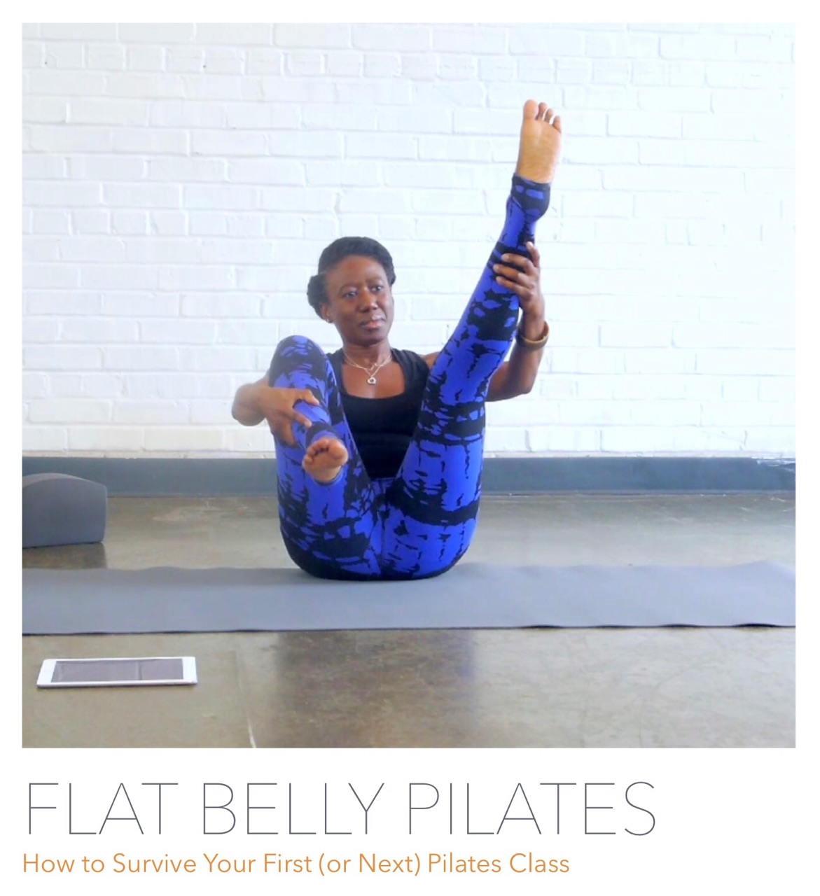 How to Survive Your Next Pilates Class