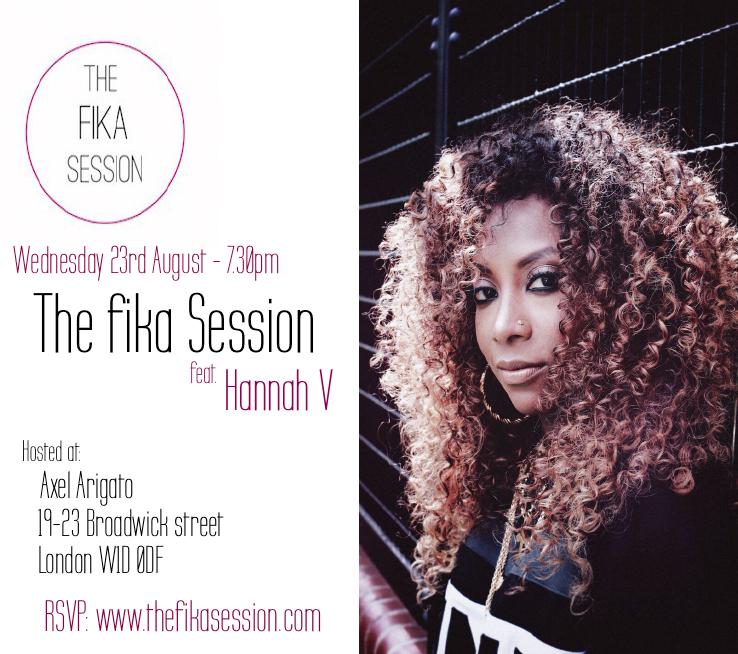 The Fika Session #8 feat. Hannah V 1.jpg