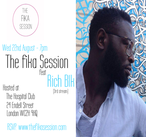 The Fika Session #16 feat. Rich Blk.jpg