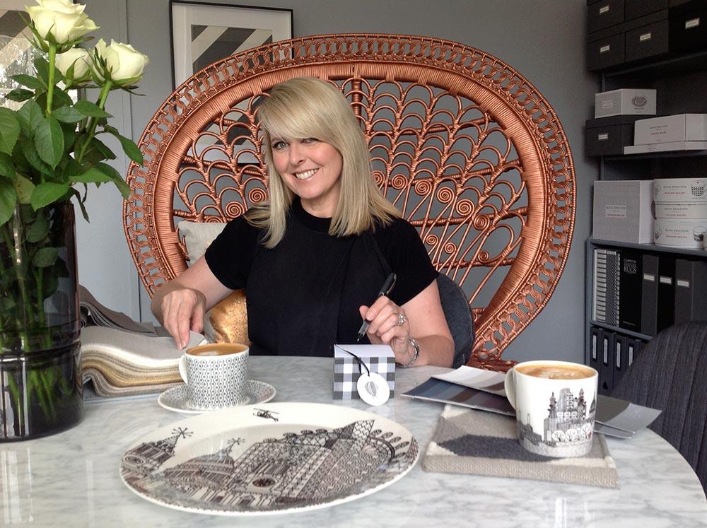 Lynne Bradley Interiors - Royal Doulton Creative Contribution