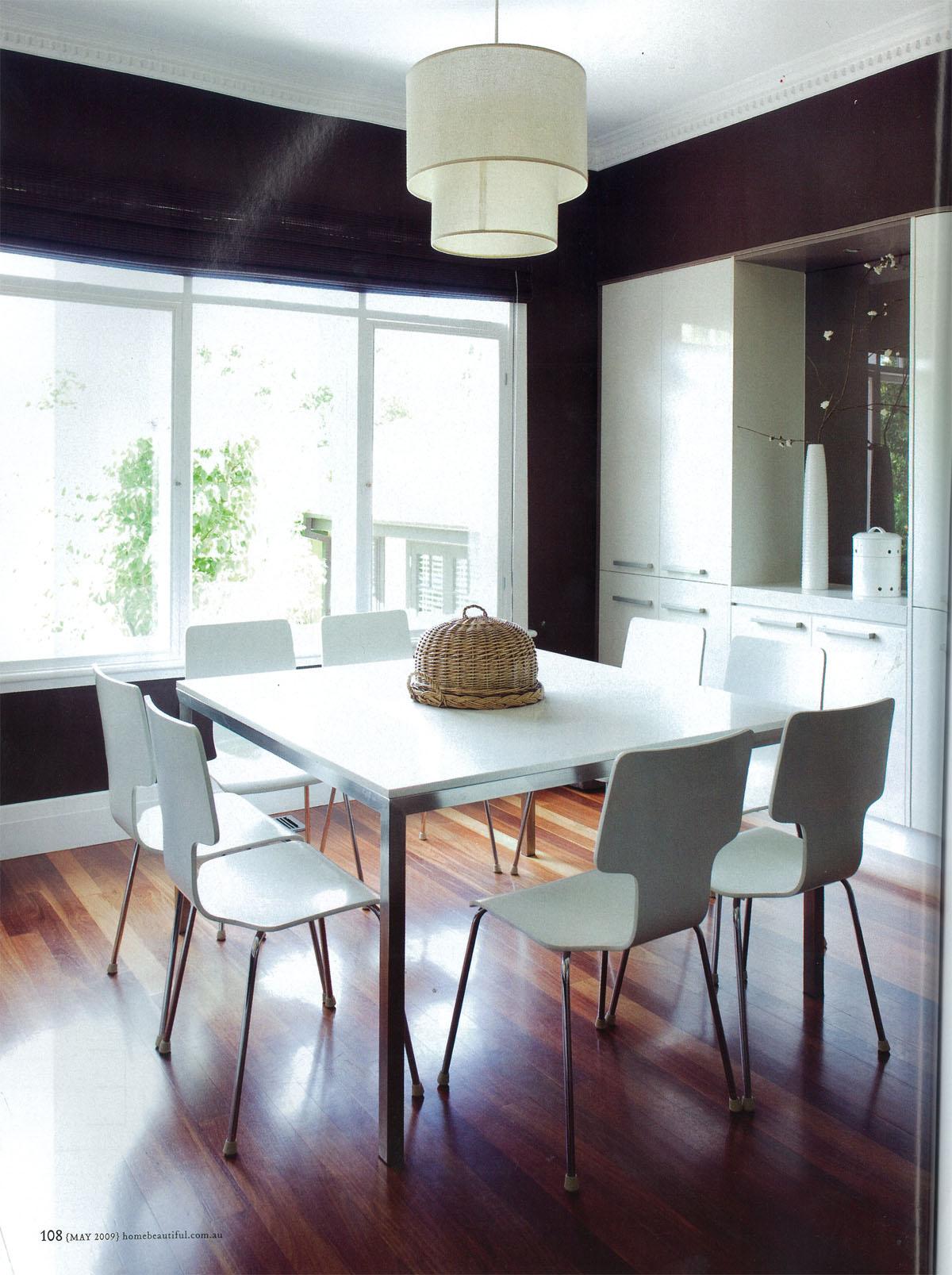 Lynne Bradley Interiors featured in Australian Home Beautiful