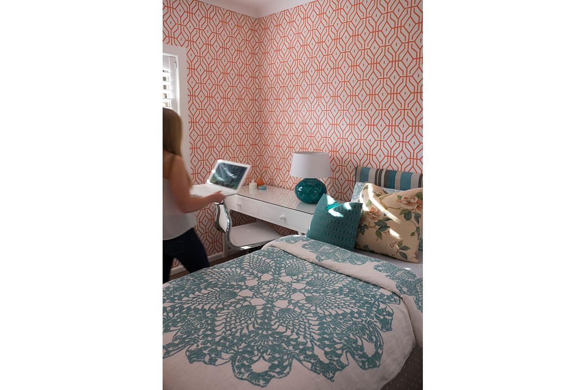 Pattern House by Lynne Bradley Interiors