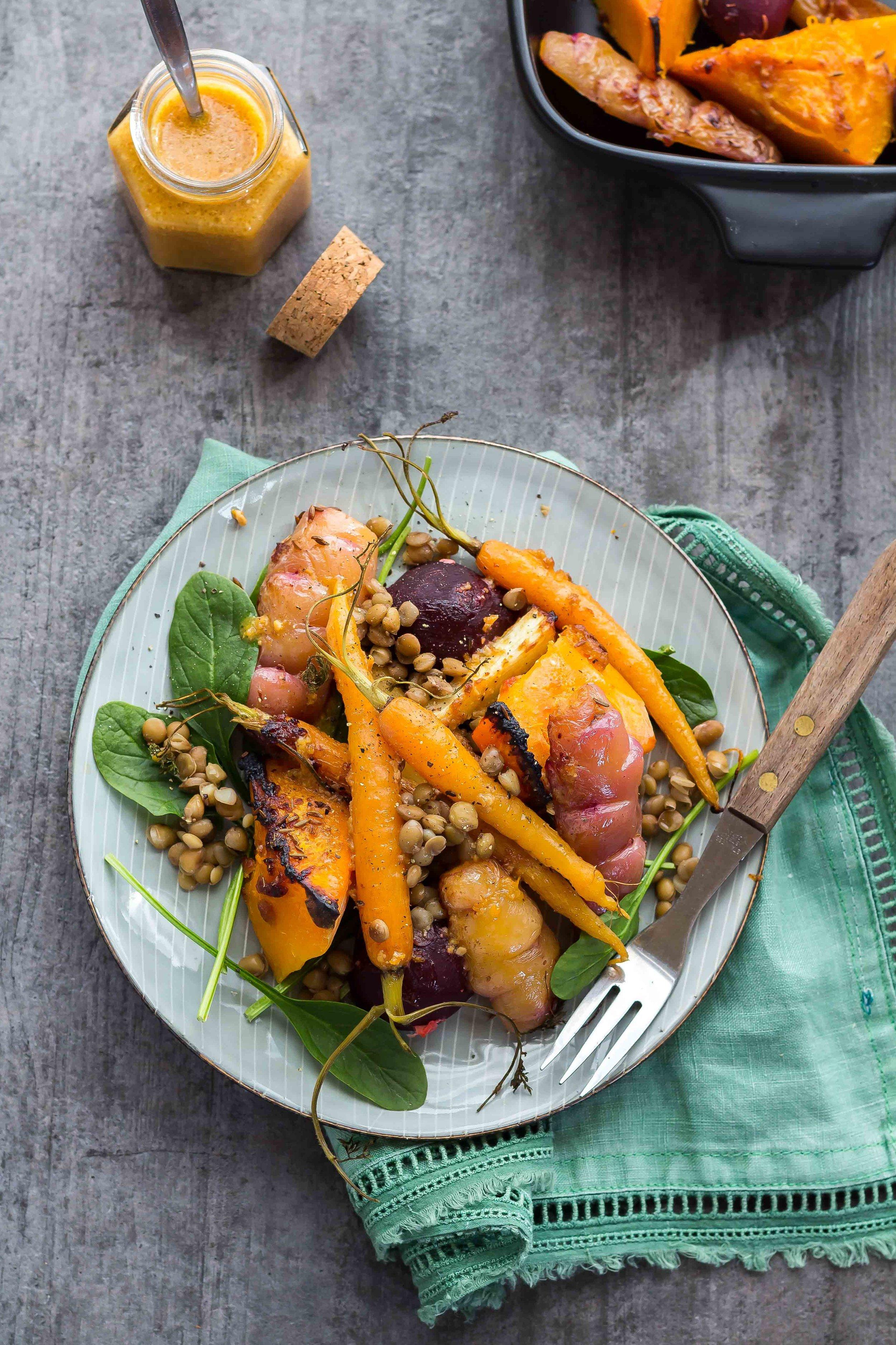 Orange Miso Roast Veggie & Lentil Salad-2.jpg