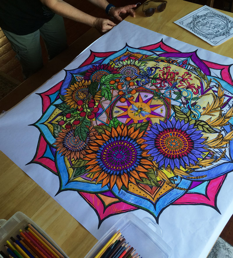 Sunflower Community banner