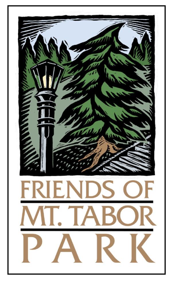 Friends of Mt. Tabor Park Logo design