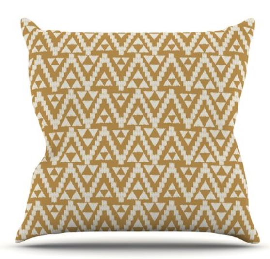 East Urban Home Pillow