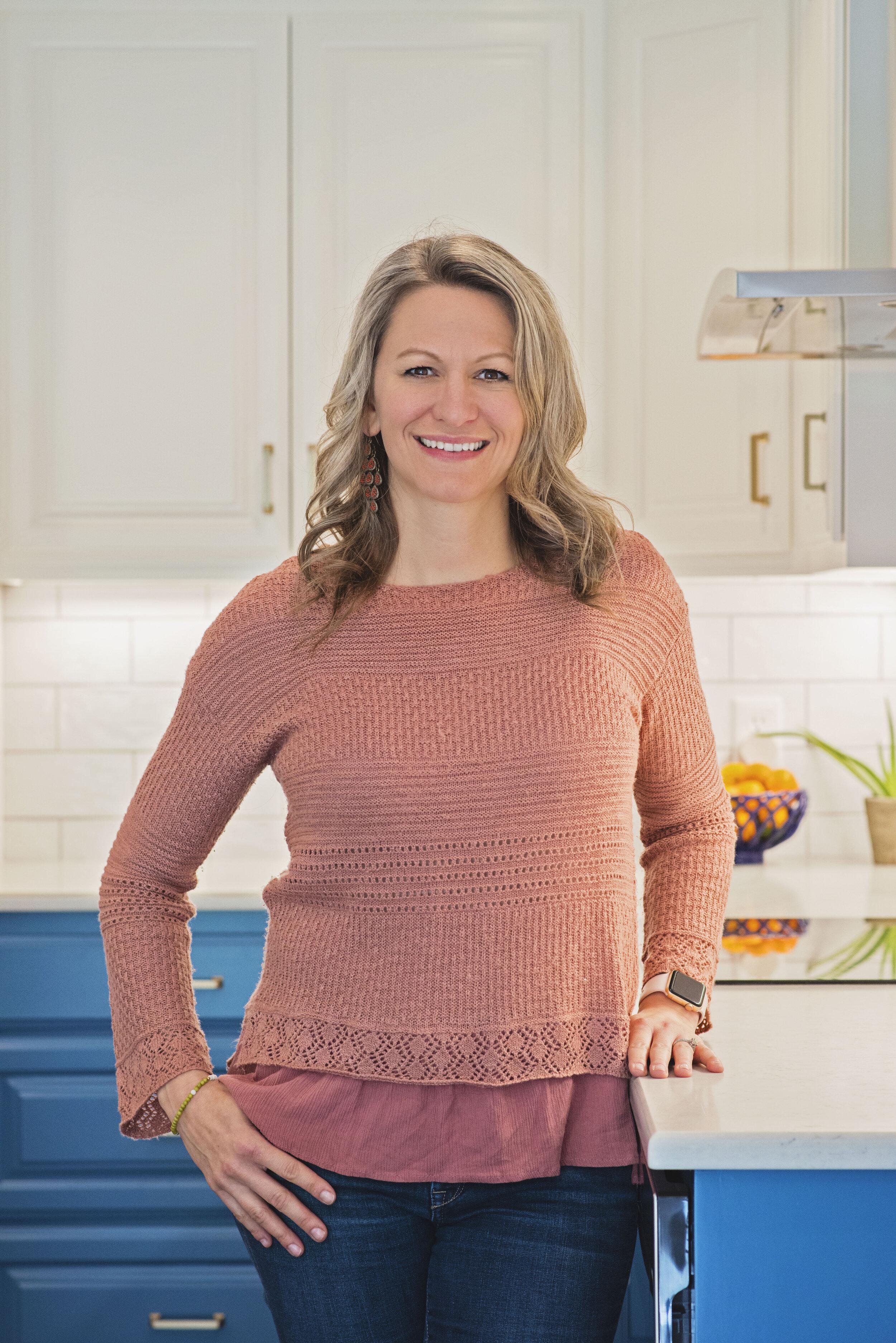 Rebecca Robinson, Creative Director and Owner