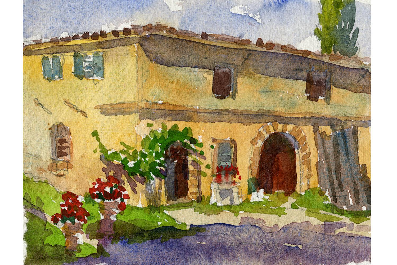 Spannochia Doorway