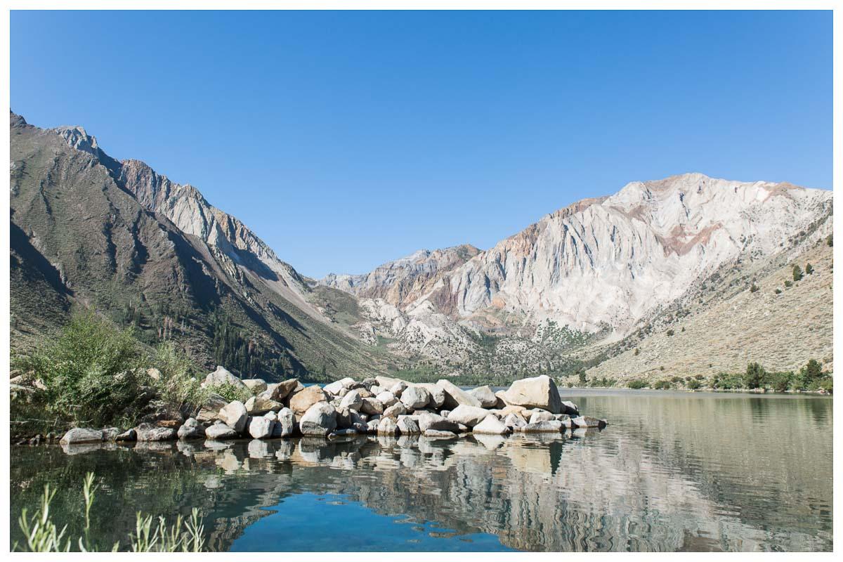 Convict Lake - Summer