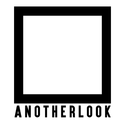 Logo for nonprofit Another Look--photography and storytelling