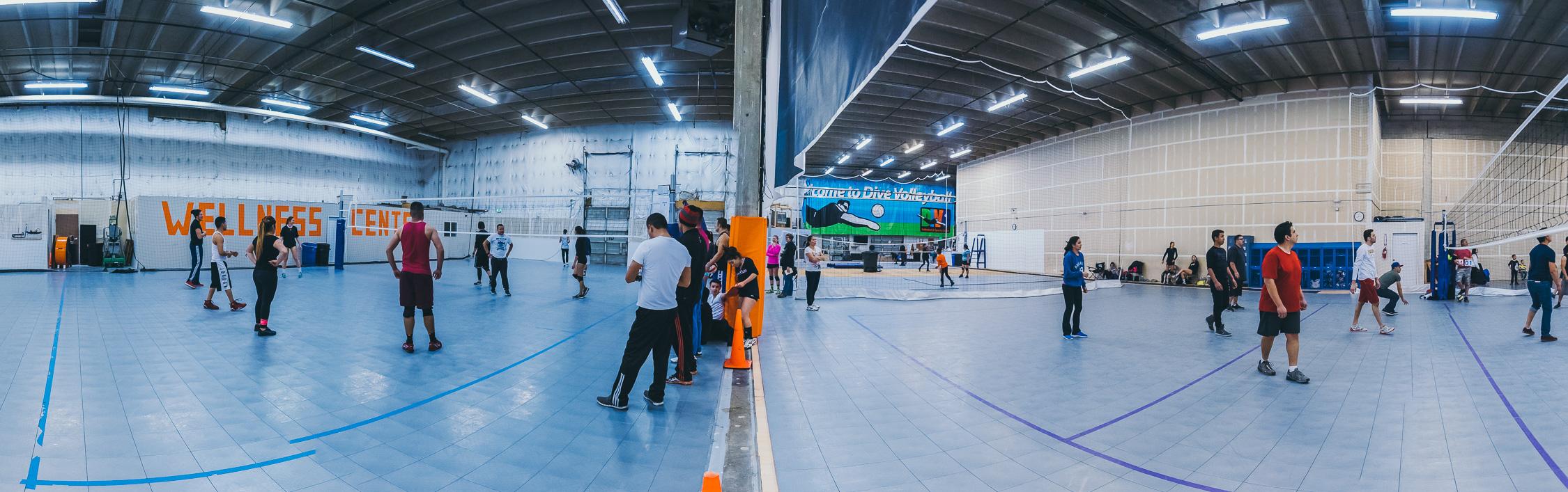 Volleyball Latino - Casa de paz - Another Look