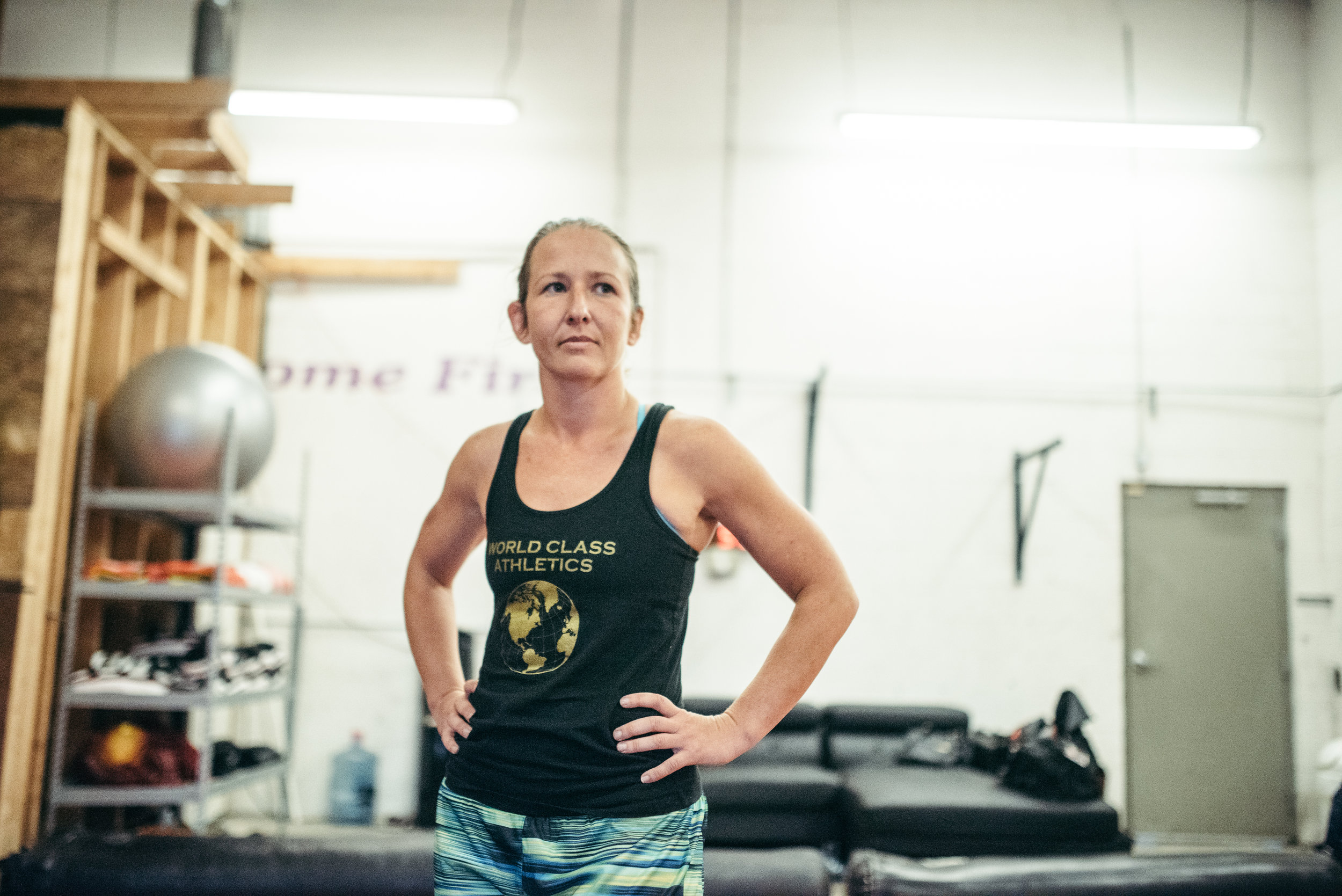 """Robin practiced martial arts for years, rising to considerable success as an amateur flyweight in Mixed Martial Arts, with a record of 6-1 and holding the title of FCFF Superfight Champion. However, her love for the sport was offset by misogyny and negative attitudes among the people she competed with. She decided to either start her own gym or quit the sport. She said, """"I was funding my dream with credit cards. I wasn't in a position for a home equity loan or conventional funding. If Mercy Corps Northwest hadn't given me a loan, I would have had nothing to go on--I probably would have just had friends training in my garage."""""""
