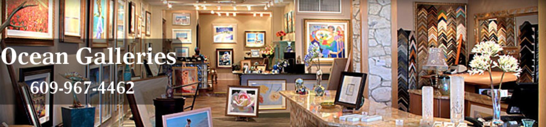 Ocean Galleries, Avalon and Stone Harbor NJ