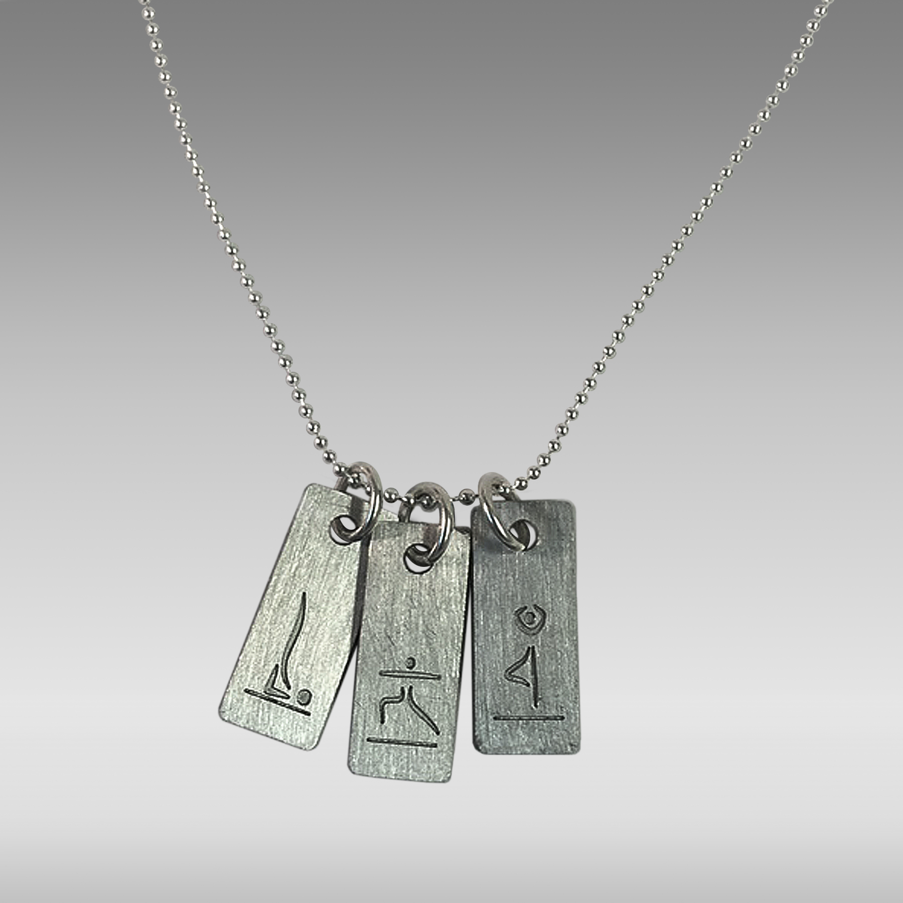 PRANA Charms are inspired by dance and movement--Celebrate your every move!