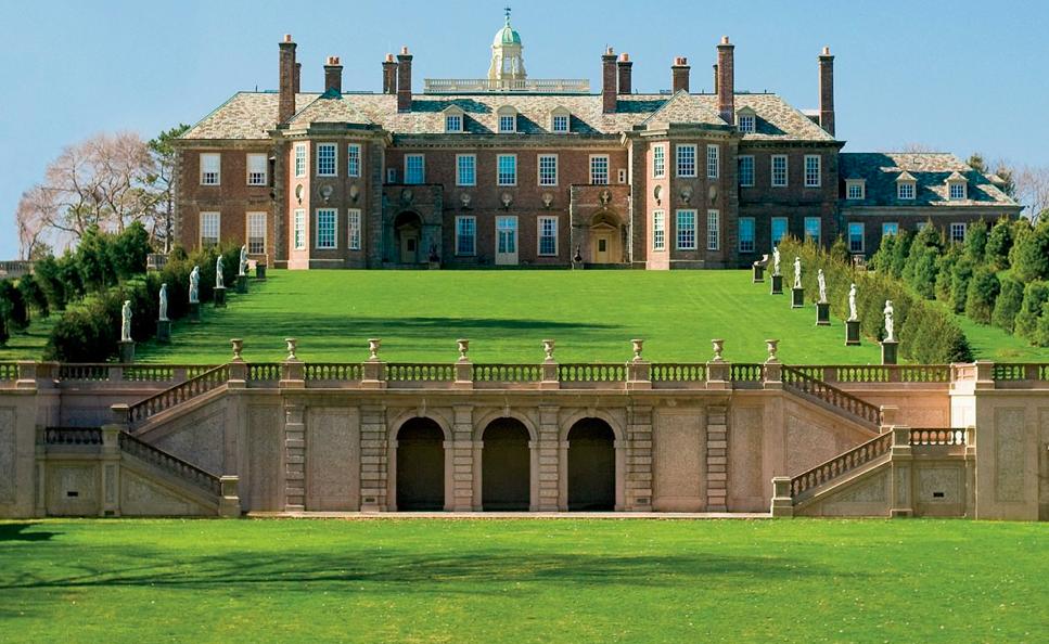 The Crane Estate at Castle Hill - Ipswich, MA. (Photo: Eric van den Brulle)