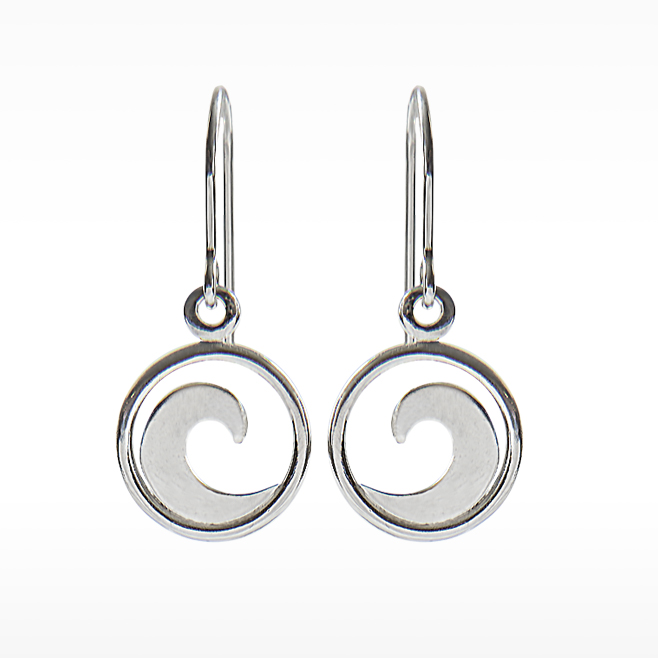 Wave Earrings at Betsy Frost Design.jpg