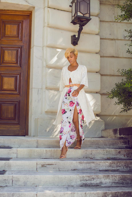 DC Blogger_Krystin Hargrove_Black Style Blogger_Floral_2