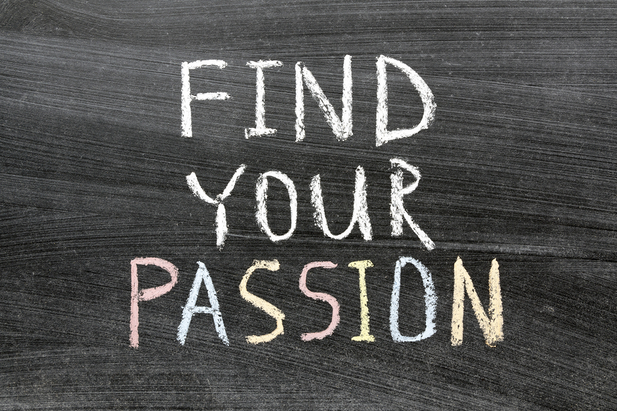 Be Loud Be You - Find Your Passion