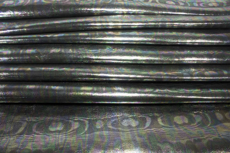 Petroleum Leather