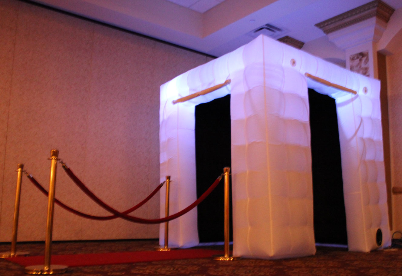 The Photo Cube Booth