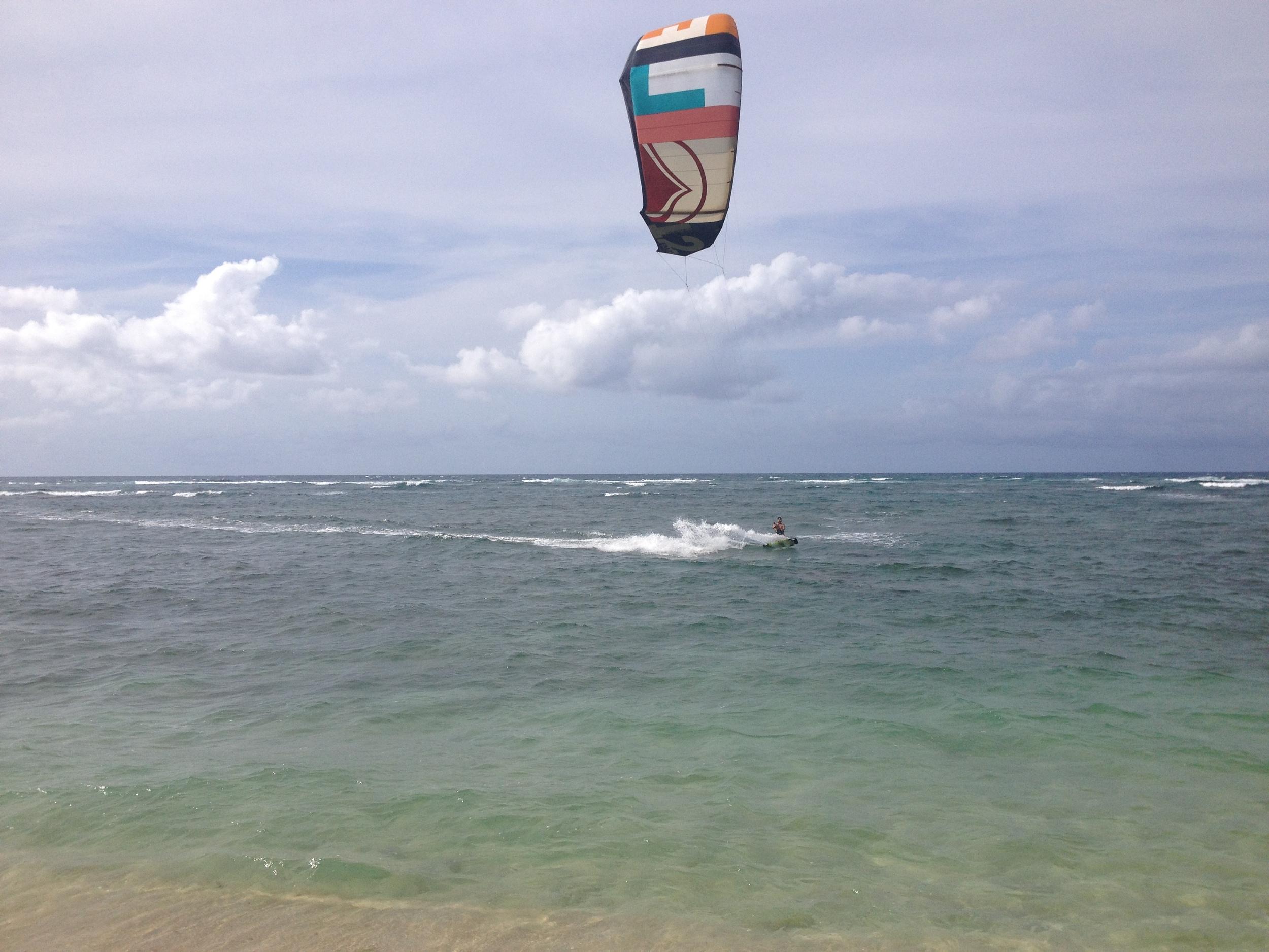 Kiteboarding Hawaii