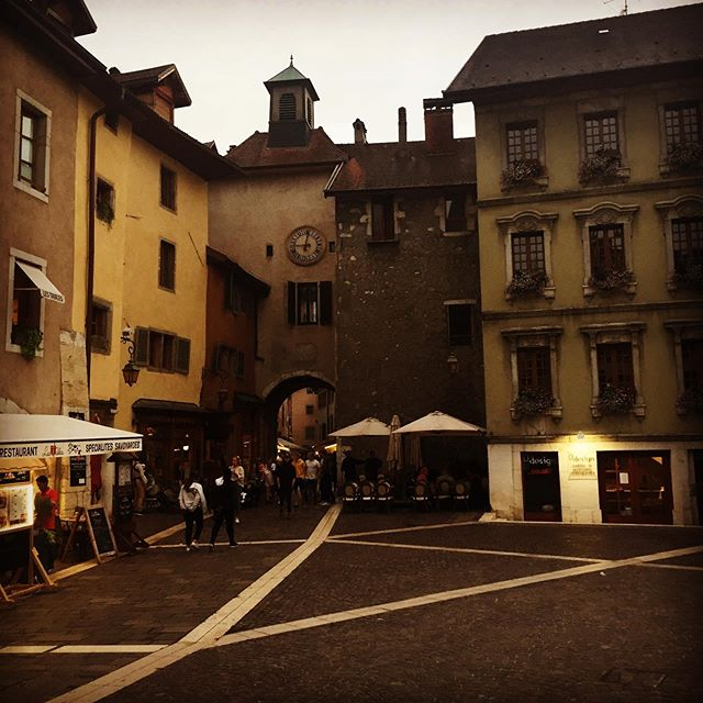 Old Town #annecy