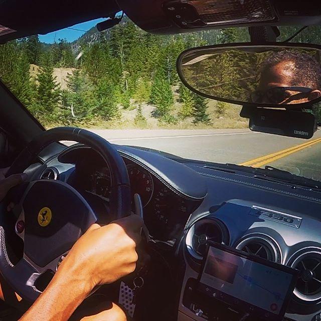 A weekend of fun cars. #ferrari430spider