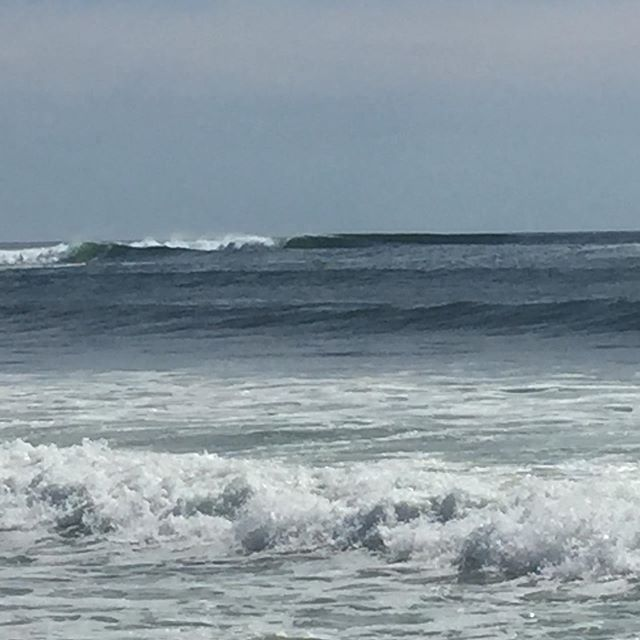Surf was firing today. Epic session! #surfnovascotia