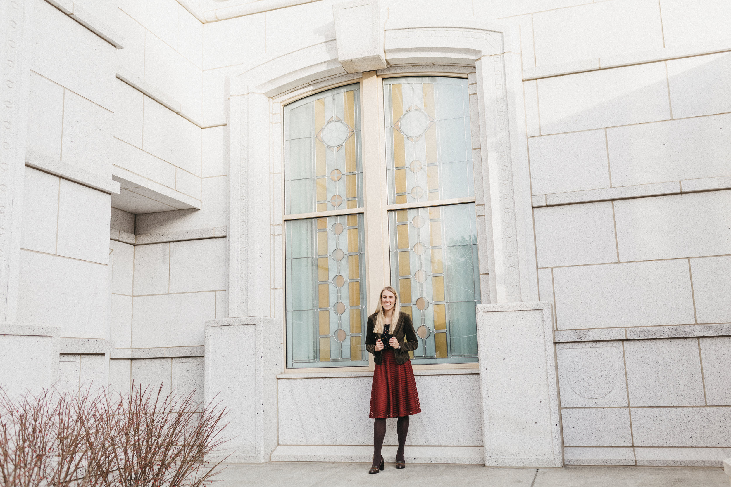 Columbia River Temple Missionary Photos in Richland Washington