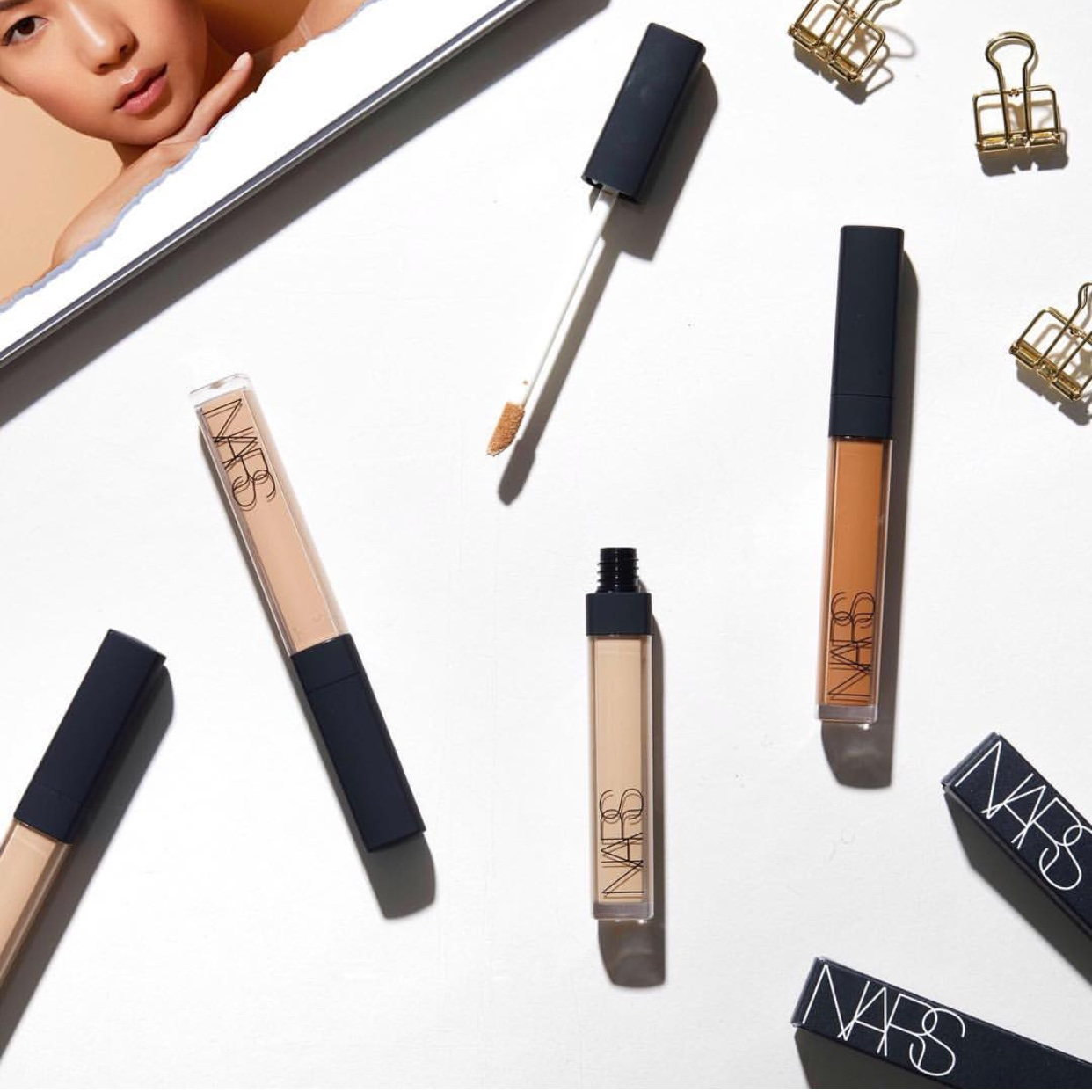 © Instagram |   narsissist  :  Radiant Creamy Concealer just got better. Six new shades now @sephora.