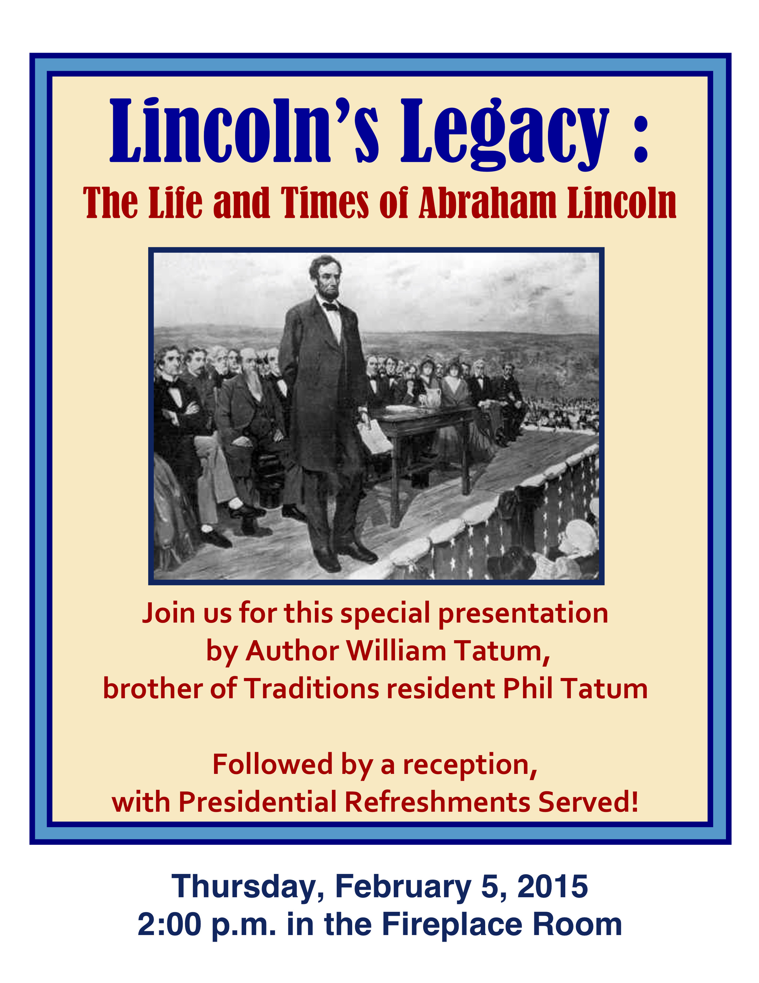 SIGN - LINCOLN'S LEGACY.jpg