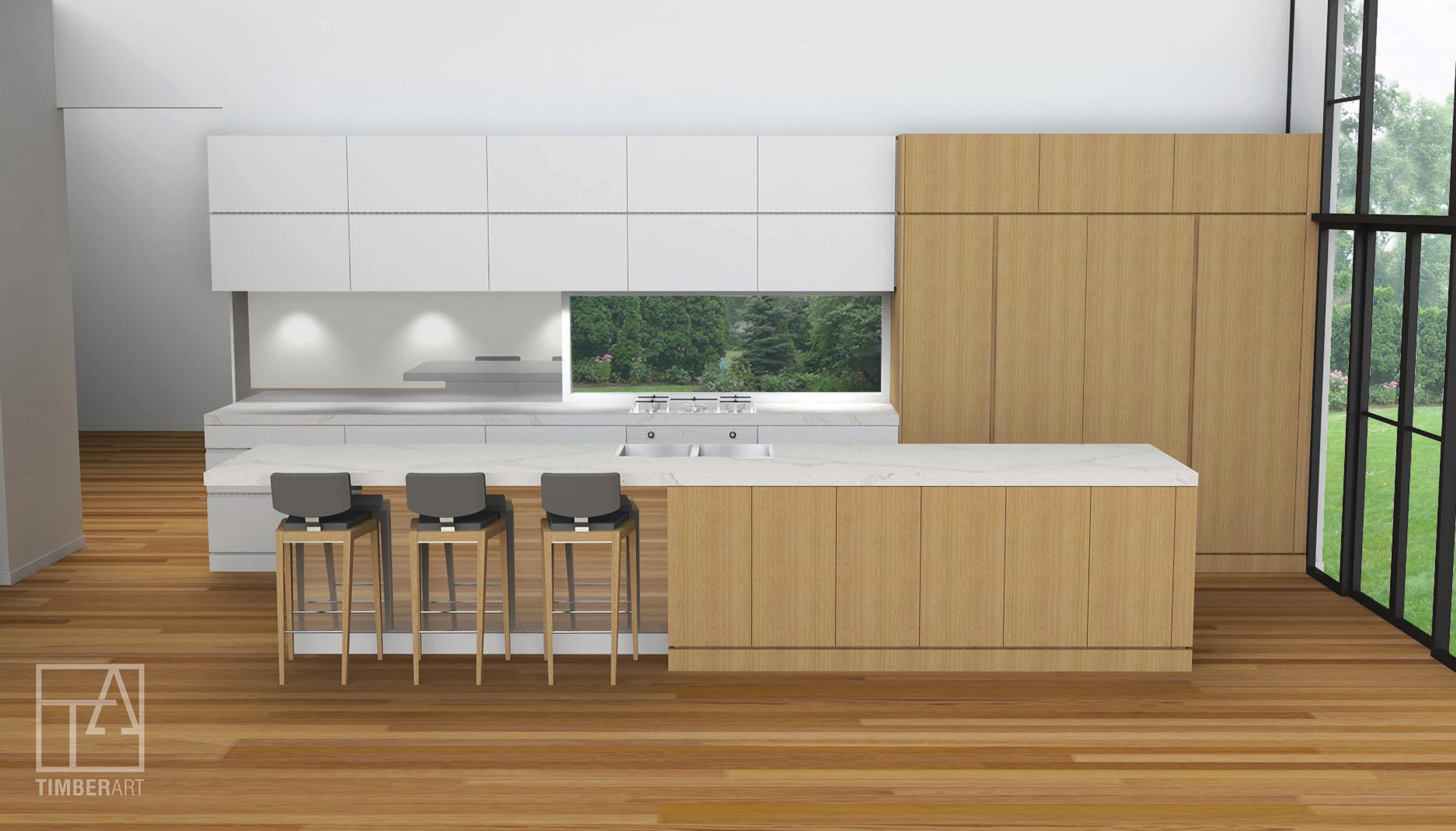 Designer Kitchen Furniture