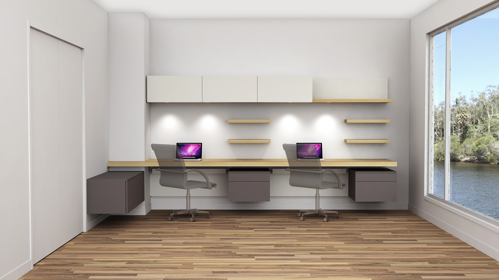 2588 FLOATING OFFICE 1