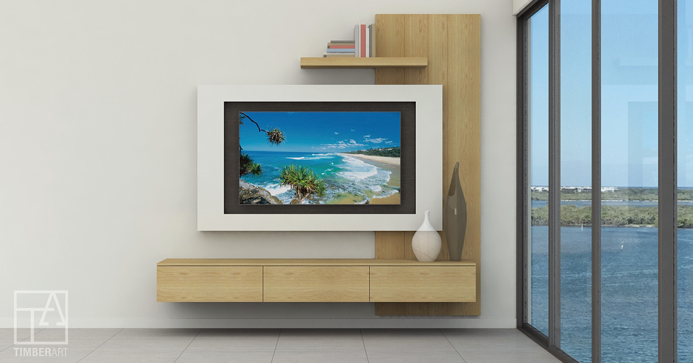 Copy of FINO LIGERA - Floating Entertainment Unit