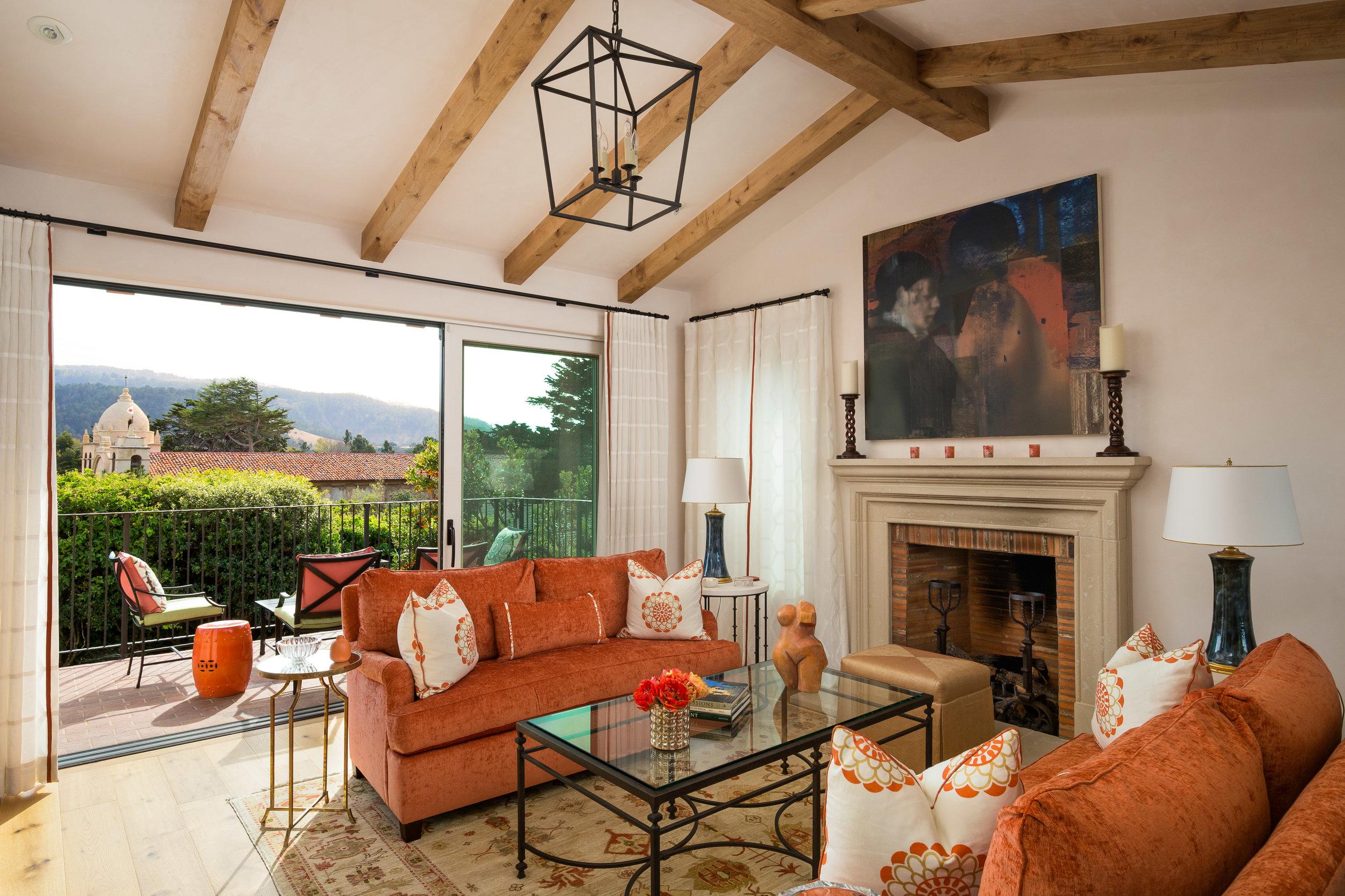 Carmel Residence -  Ann Brown, ASID