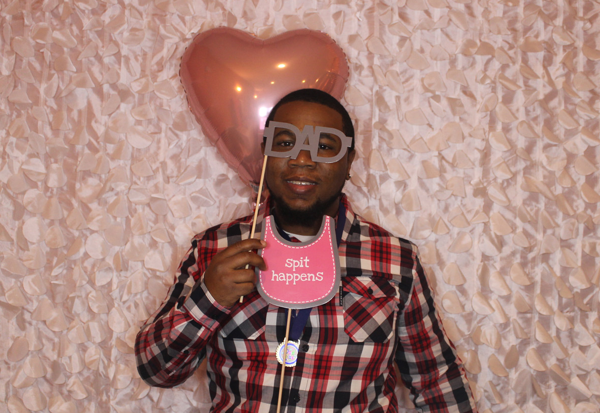 Baby Shower Photo Booth