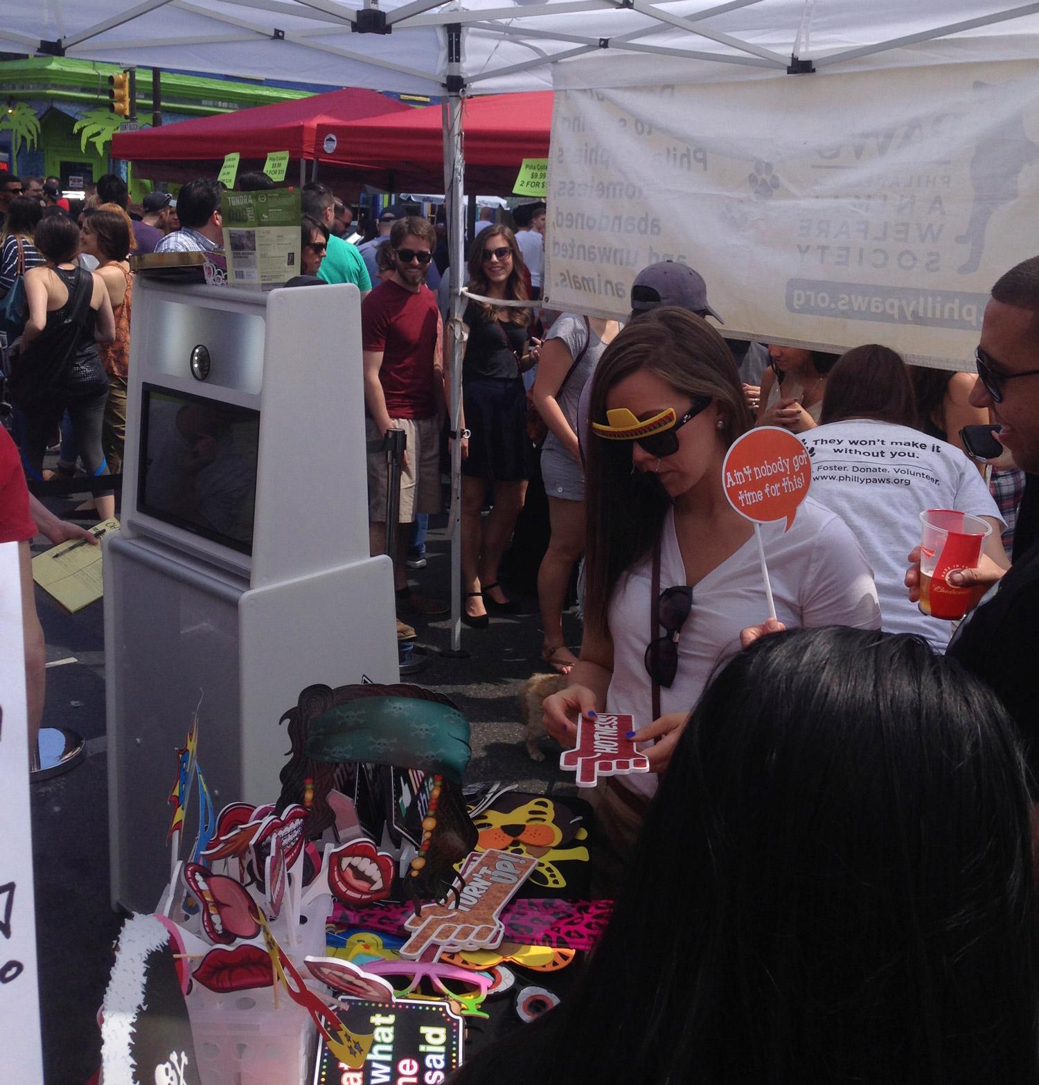 Philadelphia South Street Spring Fest 2015