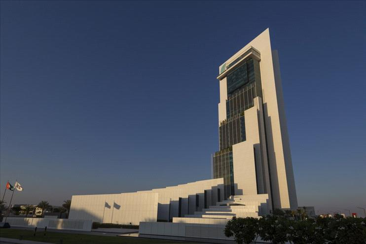IPIC Square where the offices of WorldSkills Abu Dhabi are located (Photo credit: IPIC)