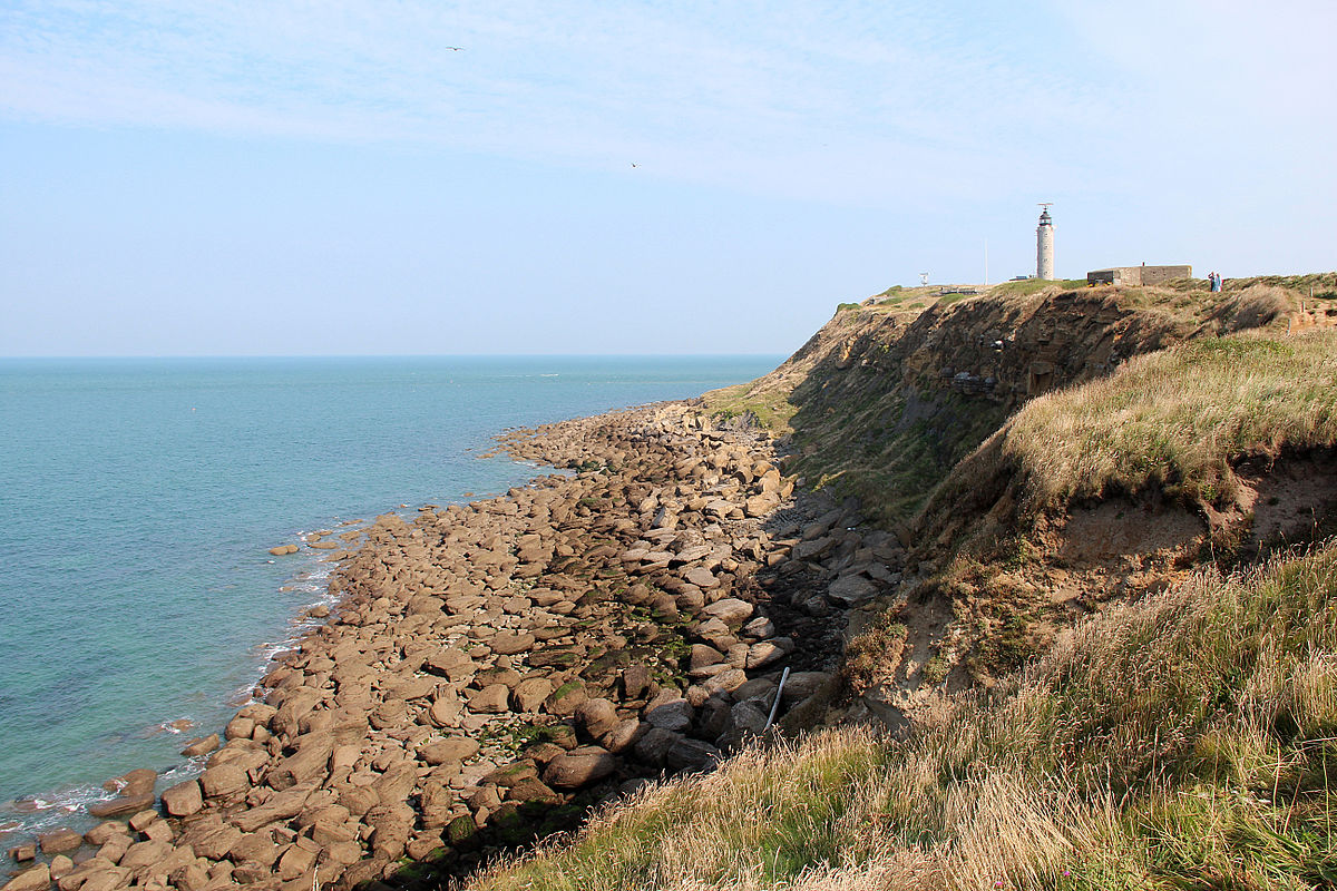Cap Gris Nez south of Calais - a 'life-changing' target. Photo:  Jean-Pol GRANDMONT
