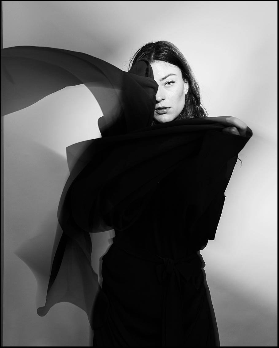 Amanda S. Look Models. San Francisco, Ca. For Jacquelyn Chow.