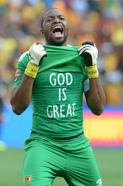 After just 46 GC games and 1 season, Itumeleng Khune  made the £5.5m switch to Fiorentina.