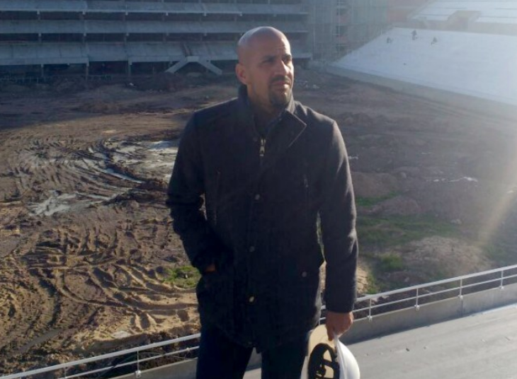 It's Veron's personal mission (and underlying Presidential campaign)to see EdlP home
