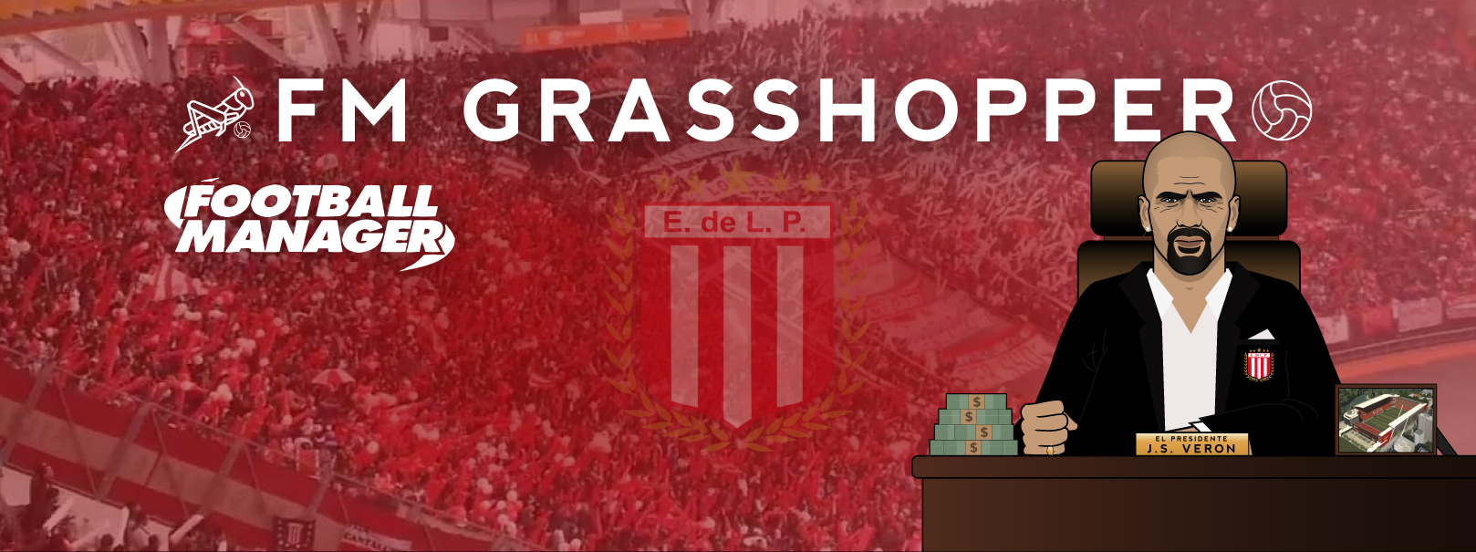 A new El Presidente inspired Twitter header for FM17, courtesy of Barry Downes ( @barryOdownes )