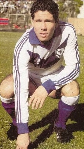 Simeone at Vélez, the embodiment of Spinetto's fibra