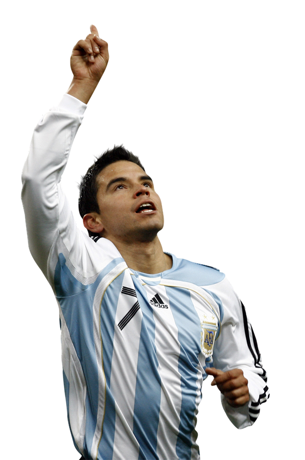 A teenage  Javier   Saviola  scored 45 goals in 86 games (all comps) for River Plate between 1998-2001.