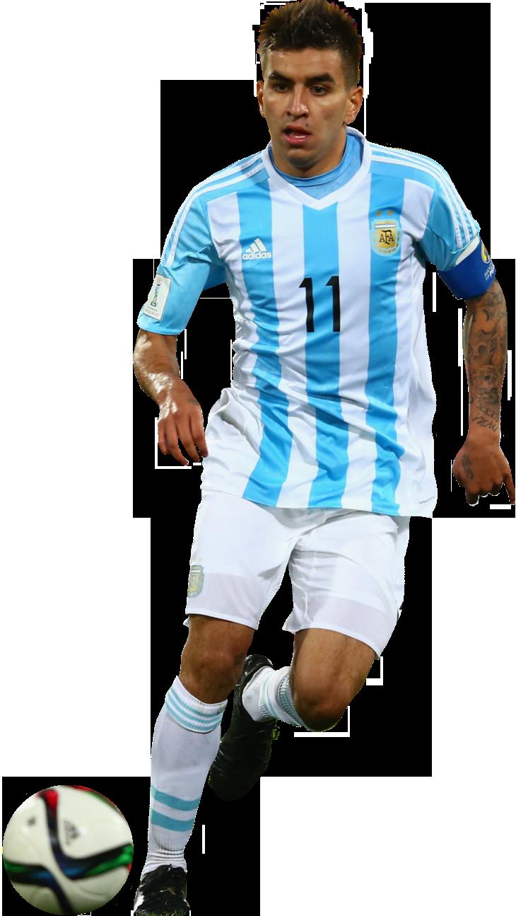Mendoza's latest South American import:Ángel Correa.