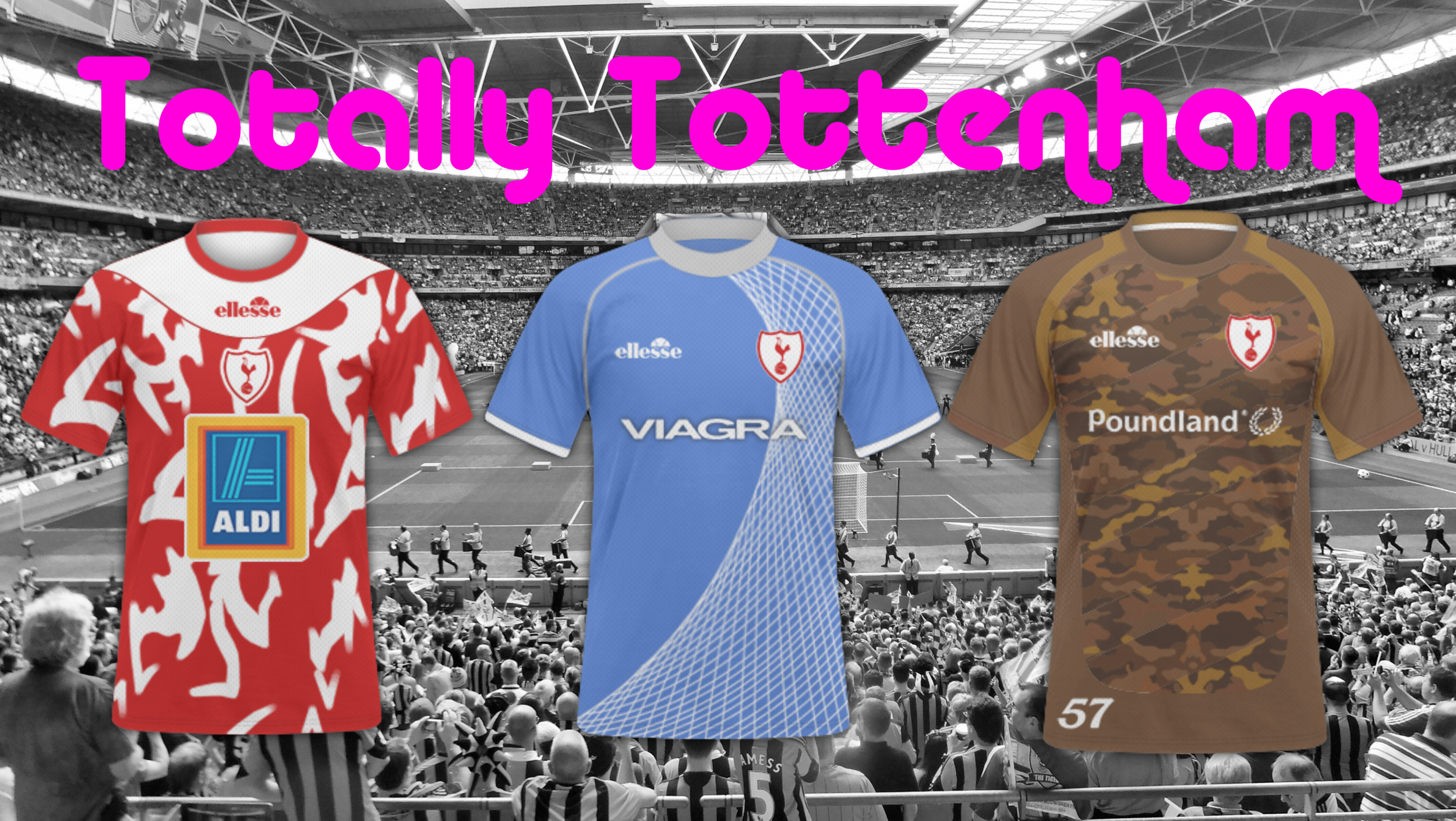 [From left to right]: Home, Away & a special 57 year anniversary Third kit for the 1961 title win. Big thanks to  @FMPressure  for making these beauties.