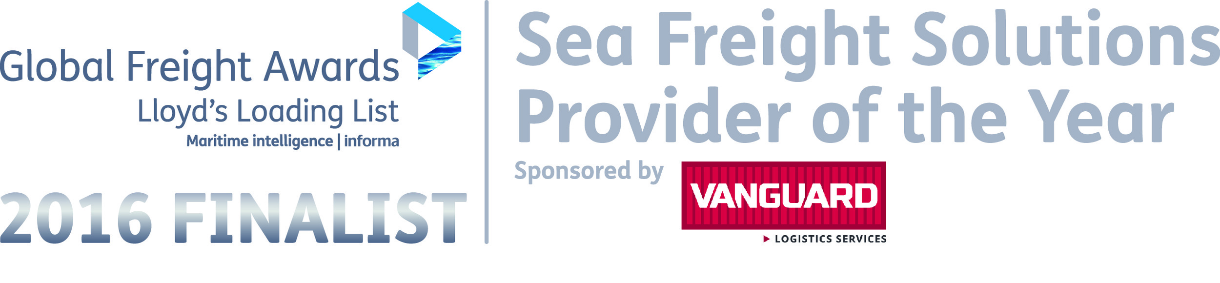 Sea Freight Solutions Provider of the Year