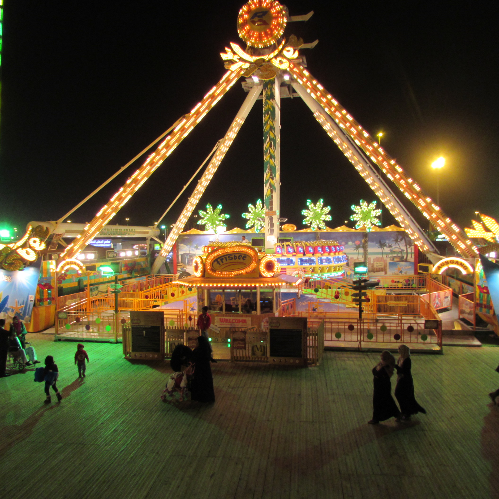 CARNIVALS - Sea, air, land, documentation and customs